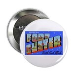 Fort Custer Michigan Button