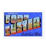 Fort Custer Michigan Postcards (Package of 8)