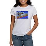 Fort Custer Michigan Women's T-Shirt