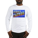 Fort Custer Michigan Long Sleeve T-Shirt