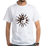 Yin Yang Tribal Sun Shirt