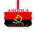 Angola.jpg Picture Ornament