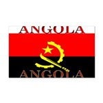 Angola.jpg Rectangle Car Magnet