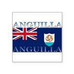 Anguilla.jpg Square Sticker 3