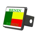 Benin.png Rectangular Hitch Cover