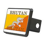 Bhutan.jpg Rectangular Hitch Cover