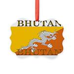 Bhutan.jpg Picture Ornament