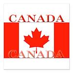 Canada.jpg Square Car Magnet 3