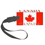 Canada.jpg Large Luggage Tag