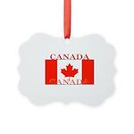Canada.jpg Picture Ornament