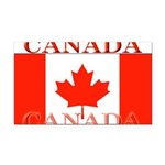 Canada.jpg Rectangle Car Magnet