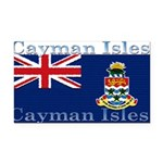 CaymanIsles.jpg Rectangle Car Magnet