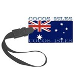 CocosIsles.jpg Large Luggage Tag
