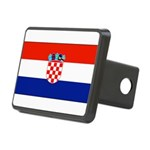 Croatiablankblack.png Rectangular Hitch Cover