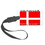 Denmark.jpg Large Luggage Tag