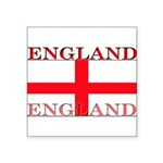 England.jpg Square Sticker 3