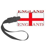 England.jpg Large Luggage Tag