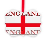 England.jpg Picture Ornament