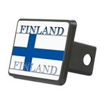 Finland.jpg Rectangular Hitch Cover