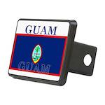 Guam.jpg Rectangular Hitch Cover