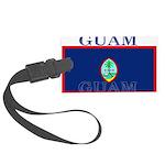 Guam.jpg Large Luggage Tag