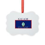 Guam.jpg Picture Ornament