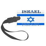 Israel.jpg Large Luggage Tag