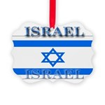 Israel.jpg Picture Ornament