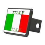 Italyblack.png Rectangular Hitch Cover