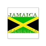Jamaica.jpg Square Sticker 3