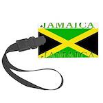 Jamaica.jpg Large Luggage Tag