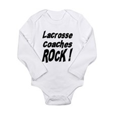 lacrosse coaches Body Suit