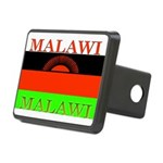 Malawi.png Rectangular Hitch Cover