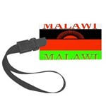 Malawi.png Large Luggage Tag