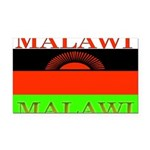 Malawi.png Rectangle Car Magnet