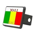 Maliblack.png Rectangular Hitch Cover
