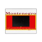 Montenegroblack.png Picture Frame