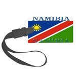 Namibia.jpg Large Luggage Tag