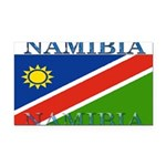Namibia.jpg Rectangle Car Magnet