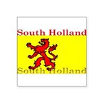 SouthHolland.png Square Sticker 3