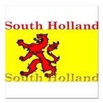 SouthHolland.png Square Car Magnet 3