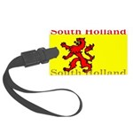 SouthHolland.png Large Luggage Tag