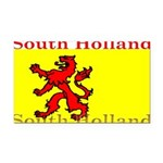 SouthHolland.png Rectangle Car Magnet