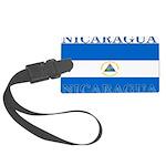 Nicaragua.jpg Large Luggage Tag