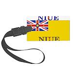 Niue.jpg Large Luggage Tag