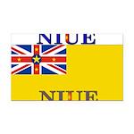 Niue.jpg Rectangle Car Magnet