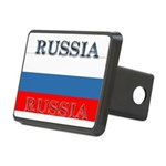 Russiablack1.png Rectangular Hitch Cover