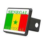 Senegal.png Rectangular Hitch Cover