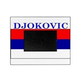 Djokovic.png Picture Frame