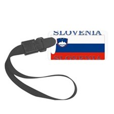 Slovenia.jpg Luggage Tag